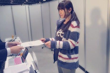 【渋谷凪咲】なぎちゃんも総選挙立候補!NMB勢も続々参戦表明