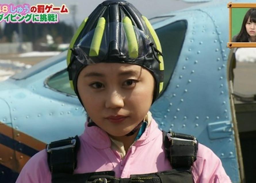 【薮下柊】しゅうちゃんのむき出しスカイダイビングが可愛いと話題にw【NMBとまなぶくん】