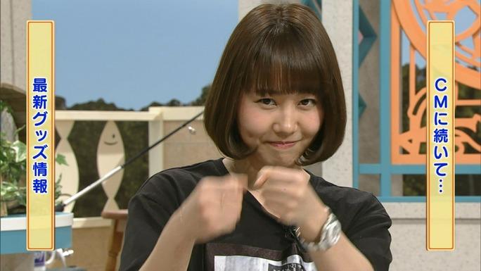 【門脇佳奈子】4/21日放送分ビッグフィッシングキャプまとめ。レギュラー前の過去の出演を振り返ります。