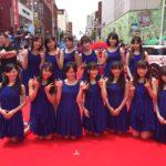 【NMB48】沖縄国際映画祭レッドカーペットを甘噛み姫選抜とかなきちが練り歩くwファンにサインしまくりの神イベント!