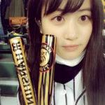 【川上千尋】土曜深夜は虎バン!今週はちっひーがスタジオに登場!20日のさや姉始球式にも密着!
