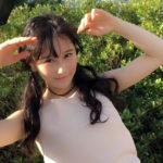 【矢倉楓子】沖縄の風に吹かれたふぅちゃんがマジ天使wwwwww