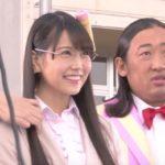 【白間美瑠】メガネみるるん美人すぎなカプリコCMメイキング映像