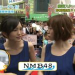 【NMB48】「島ぜんぶでおーきな祭第8回沖縄国際映画祭」インタビューキャプ画像。