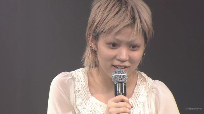 【NMB48】5/22夜の劇場公演チームM「RESET」キャプ画像まとめ。ゆきつんがクセになる。