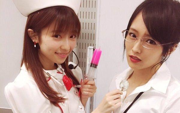 【山本彩/島崎遥香】さや姉とぱるる、今年の立候補について悩み語り合った。【AKB48選抜総選挙】