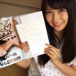 【白間美瑠】みるるん、石川恋さんに写真集を貰う。さや姉とだーりおも混ぜて一緒にグラビアはよ。