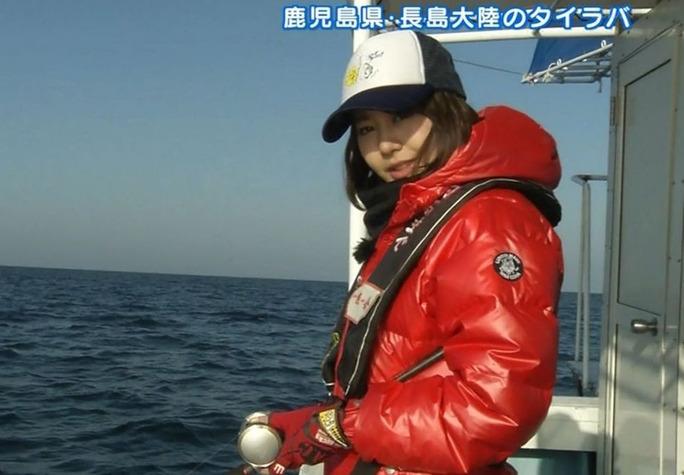 【門脇佳奈子】かなきち鹿児島ロケ回、ビッグ・フィッシングキャプ画像まとめ。