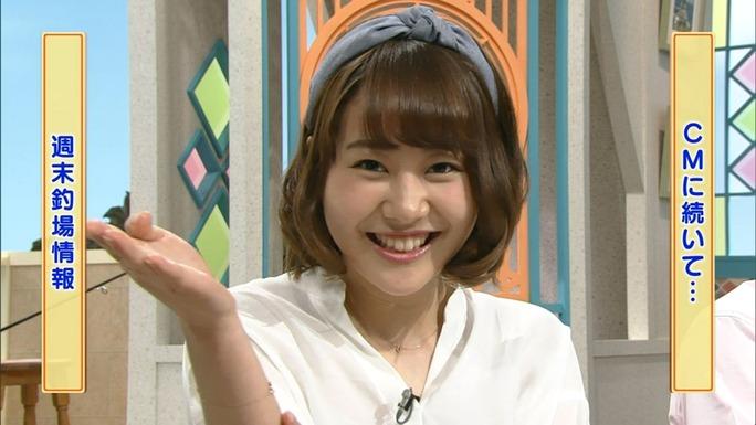 【門脇佳奈子】かなきちMC出演中、ビッグ・フィッシングキャプ画像まとめ。5月12日放送分