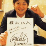 【山本彩】阪神・横山投手、プロ初勝利!そしてさや姉はサイン会で場外ホームランwwww