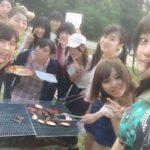 【NMB48】チームBⅡメンバーでバーベキューを楽しんだ休日wわちゃわちゃしてて楽しそうwww