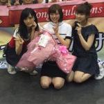 【渡辺美優紀】みるきー大阪ラストの握手会、集合写真にさや姉、そしてまーちゅんも駆けつける。