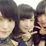 【太田夢莉/白間美瑠/山本彩】5月21日NHKバナナ♪ゼロミュージックにさや姉、みるるん、ゆーり出演。