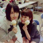 【NMB48】アイスを食べる難波の子達が可愛すぎるwwwwwww