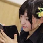 【東由樹】ゆきつんカメラの1日1米 #29 はゆーり。NMB48の新章の1人。テーマ:携帯、メンバー:太田夢莉