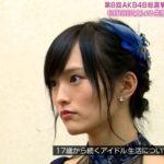 【山本彩】さや姉出演、第8回AKB48総選挙直前SP~山本彩 22歳 今、思うこと~キャプ画像まとめ。しゅうちゃんも出てきたw