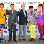 【福本愛菜】あいにゃんが大阪マラソンに帰ってキタ━(゚∀゚)━!!