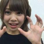 【磯佳奈江】いそちゃん3日連続NMBⅡ公演を完走!おつかれやで。Showroomキャプ画像