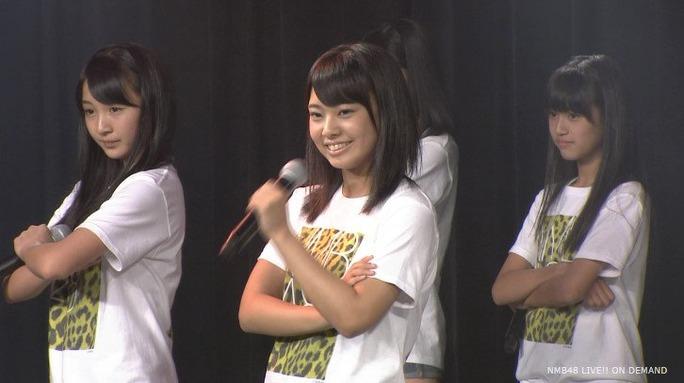 【NMB48】5期生の名前発表、KawaiianTVで密着!上西恵と山田菜々の実妹もキタ━(゚∀゚)━!!