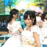 【山本彩】さや姉出演、ミュージックステーション2時間SPキャプ画像まとめ。
