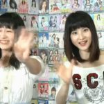 【黒川葉月/林萌々香】ニコ生・第8回AKB48選抜総選挙アピール生放送キャプ画・はーこモカ編