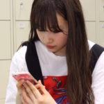 【東由樹】ゆきつんカメラの1日1米 #46、さえぴぃ。WEARISTA。テーマ:携帯、メンバー:村瀬紗英
