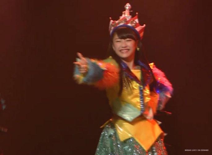【NMB48】7/11劇場公演チームN「ここにだって天使はいる」キャプ画像まとめ。なーみ復活。