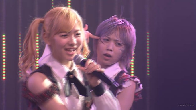 【NMB48】7/14劇場公演チームM「RESET」キャプまとめ。絶賛またぎまくりw