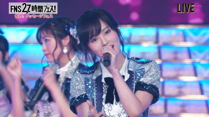 【山本彩】27時間テレビAKB48の告白企画と「LOVE TRIP」キャプ画像。変な歌詞テロップキタ━(゚∀゚)━!
