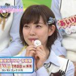 【NMB48】渡辺美優紀ラスト出演「NMBとまなぶくん」キャプ画像。木曜の夜からみるきーが(TдT)