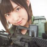 【太田夢莉】ゆーりのアームズマガジンがカッコ可愛すぎてもう撃ちぬかれたwwww