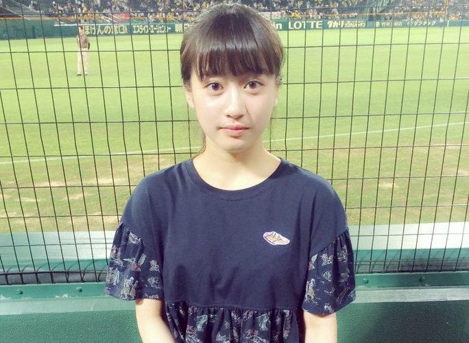 【川上千尋】ちっひー、TORACOでも虎マネNMB48でもなくスゲー普通に甲子園にw今となってはなんか不思議だww