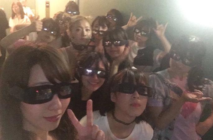 【NMB48】7/25 チームM「USJ やり過ぎ」オフショットまとめ。みんな嬉しそうw
