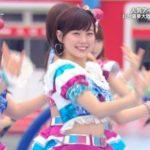 【NMB48】FNSうたの夏まつり「アイドルプールサイドパーティ」キャプ画像【ナギイチ】