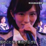 【山本彩】FNSうたの夏祭り・さや姉AKB48選抜「LOVE TRIP」キャプ画像。