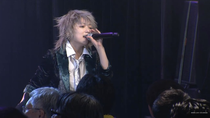 【NMB48】7月21日劇場公演チームM「RESET」キャプ画像。僕はいないはあずさセンター