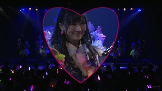 【NMB48】7/27劇場公演チームM「RESET」キャプ画像。前座に5期といろんな発表があった日。