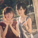 【NMB48】さやみるきー2ショットなど「僕はいない」MV撮影のオフショットが投稿され始める。