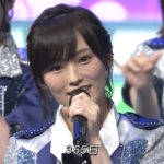 【NMB48】TBS音楽の日AKB48「365日の紙飛行機」「LOVE TRIP」キャプ。せり上がり姉とゴメス姉w