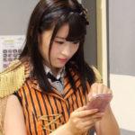【東由樹】ゆきつんカメラの1日1米 #49、さららん。勝率9割超えwテーマ:携帯、メンバー:武井紗良