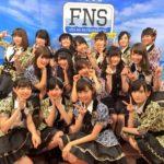 【NMB48】FNSうたの夏まつりオフショットまとめ。11時間お疲れ様やで!