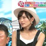 【山本彩】さや姉出演「金曜バイキング」キャプ。坂上忍さんにえぐりこまれるw
