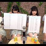 【NMB48】8月6日〜8月8日の3日間、全メンバーによるSHOWROOM配信決定!【タイムテーブル有】