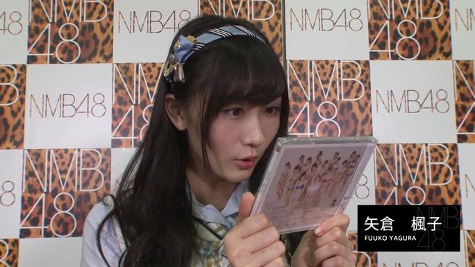 【NMB48】「僕はいない」で例のアレ久しぶりにキタ━(゚∀゚)━!