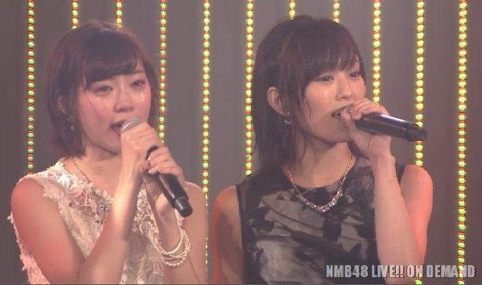 【NMB48】渡辺美優紀卒業公演キャプ5。卒業セレモニーキャプまとめ。手紙・メッセージ全文書き起こし。
