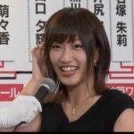 【NMB48】じゃんけん大会予備戦、G組は馬vs鹿を制した上枝恵美加が本戦出場!前回の上に行けるか!?