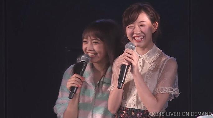 【渡辺美優紀】みるきーがチームB公演で最後のご挨拶。もう明日か…。