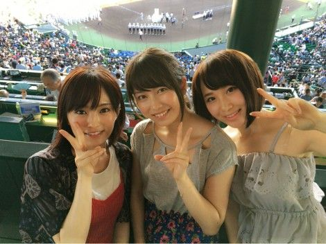 【山本彩】さや姉、夏の甲子園決勝を現地観戦できた模様。よかったw