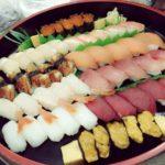 【NMB48】まなぶくん高視聴率のお祝いでお寿司の差し入れwええやんかw
