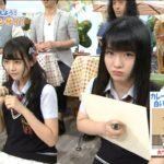 【植村梓/中野麗来】土曜はダメよキャプ画像。浜田さんの奥さんとあずさが喋ってるってなんか不思議wロケとかあったらいいのになぁ。